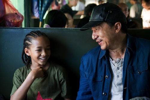 The Karate Kid 7 - The karate kid 2010 --Jackie Chan--