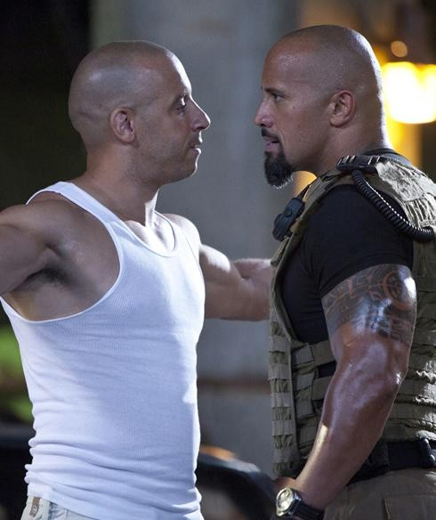 The Fast and the Furious 5 9 - Hizli ve �fkeli 5 (Fast Five)