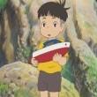 Küçük Deniz Kızı Ponyo Resimleri