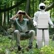 Robot Ve Frank Resimleri
