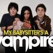 Bebek Bakıcım Bir Vampir Resimleri