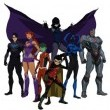 Justice League vs. Teen Titans Resimleri