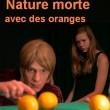 Nature morte avec des oranges Resimleri