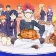 Food Wars: Shokugeki no Soma Resimleri