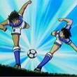 Captain Tsubasa: Sekai Daikessen!~ Jr. World Cup Resimleri