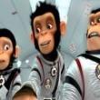 Uzay Maymunları Resimleri