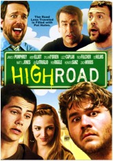 High Road (2011) afişi