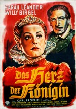 The Heart of a Queen (1940) afişi