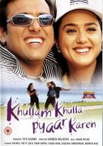 Khullam Khulla Pyaar Karen (2005) afişi