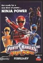 Power Rangers Ninja Storm (2003) afişi