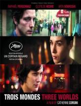 Üç Dünya (2012) afişi