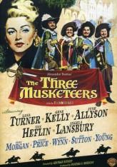 Üç Silahşörler (1948) afişi