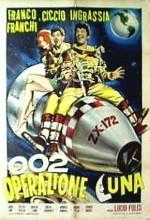 002 Operazione Luna (1965) afişi