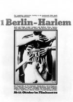 1 Berlin-Harlem (1974) afişi