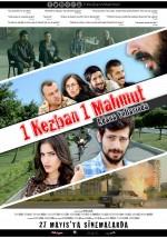 1 Kezban 1 Mahmut Adana Yollarında (2016) afişi