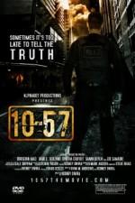 10-57 (2013) afişi