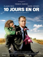 10 jours en or (2012) afişi