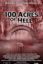 100 Acres of Hell (2016) afişi