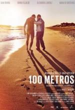 100 metros (2016) afişi