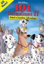 101 Dalmaçyalı 2: Patch'in Londra Macerası (2003) afişi