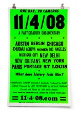 11/4/08 (2010) afişi