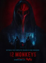 12 Monkeys 4. Sezon