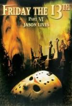 13. Cuma 6. Bölüm : Jason Yaşıyor (1986) afişi