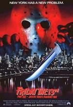 13. Cuma 8. Bölüm: Jason Manhattan'da (1989) afişi