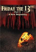 13. Cuma: Yeni Bir Başlangıç (1985) afişi