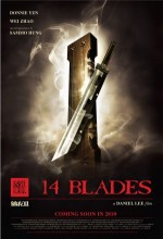 14 Kılıç (2010) afişi