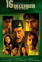 16 December (2002) afişi
