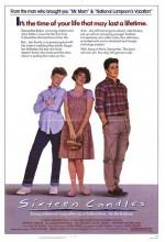 16. Doğum Günüm (1984) afişi