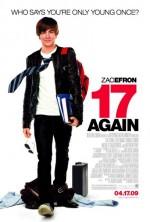 17 Yeniden (2009) afişi