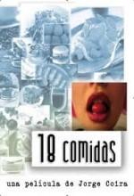 18 Comidas (2010) afişi