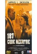 187 (1997) afişi