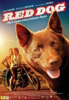 Kırmızı Köpek (2011) afişi