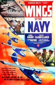 Wings Of The Navy (1939) afişi