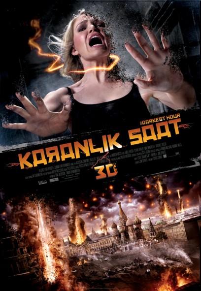 Karanlık Saat (2011) afişi
