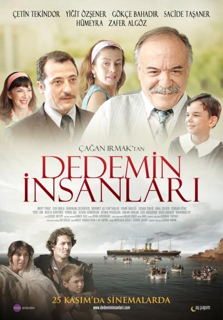 Dedemin İnsanları (2011) afişi