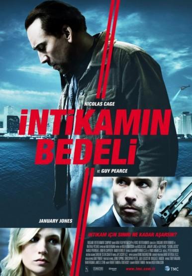 İntikamın Bedeli (2011) afişi