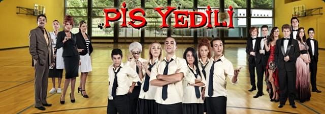 Pis Yedili Sezon 3 (2013) afişi