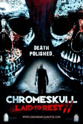 Chromeskull: Laid To Rest 2 (2011) afişi
