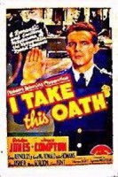 I Take This Oath (1940) afişi