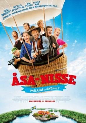 Åsa-Nisse - Wälkom To Knohult (2011) afişi