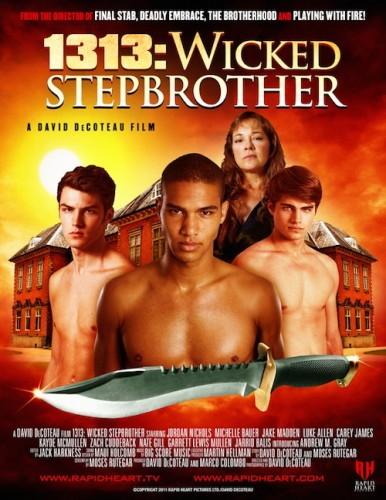 1313: Wicked Stepbrother (2011) afişi