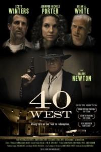 40 West (2011) afişi