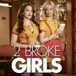 2 Broke Girls Sezon 6 (2016) afişi