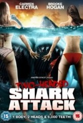 2-Headed Shark Attack (2012) afişi