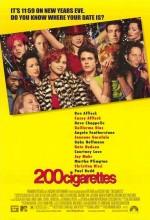 200 Sigara (1999) afişi