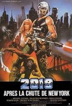 2019: Apres La Chute De Newyork (1983) afişi